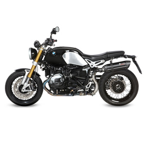 미브 알나인티 (high) 수오노 블랙 스틸 (2014) 슬립온 머플러 BMW