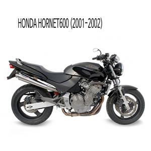 미브 호넷600 엑스콘 스틸 2001-2002 슬립온 머플러 혼다