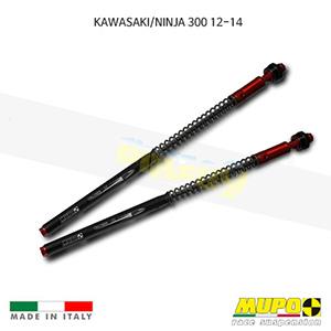 무포 레이싱 쇼바 KAWASAKI 가와사키 닌자300 (12-14) Kit cartridge Caliber 22 올린즈