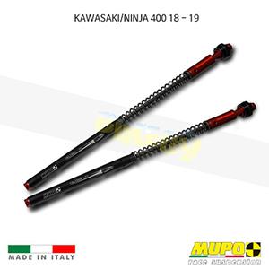 무포 레이싱 쇼바 KAWASAKI 가와사키 닌자400 (18-18) Kit cartridge Caliber 22 올린즈