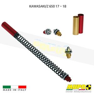 무포 레이싱 쇼바 KAWASAKI 가와사키 Z650 (17-18) Hydraulic and spring fork kit 올린즈