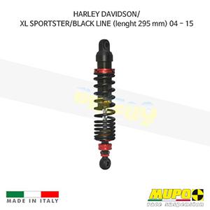 무포 레이싱 쇼바 HARLEY DAVIDSON 할리 스포스터 XL/BLACK LINE (lenght 295 mm) (04-15) Twin shock ST03 올린즈