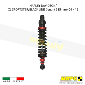 무포 레이싱 쇼바 HARLEY DAVIDSON 할리 스포스터 XL/BLACK LINE (lenght 335 mm) (04-15) Twin shock ST03 올린즈