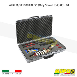 무포 레이싱 쇼바 APRILIA 아프릴리아 SL1000 FALCO (Only Showa fork) (00-04) Portable kit for race only 올린즈