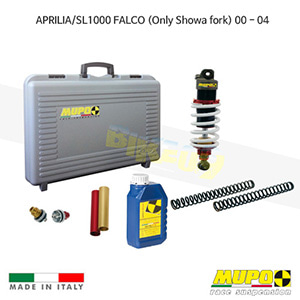 무포 레이싱 쇼바 APRILIA 아프릴리아 SL1000 FALCO (Only Showa fork) (00-04) Portable kit for naked sport 올린즈