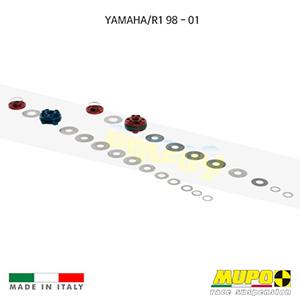 무포 레이싱 쇼바 YAMAHA 야마하 R1 (98-01) Front Fork Hydraulic Kit (4 pistons) 올린즈