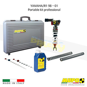 무포 레이싱 쇼바 YAMAHA 야마하 R1 (98-01) Portable kit professional 올린즈