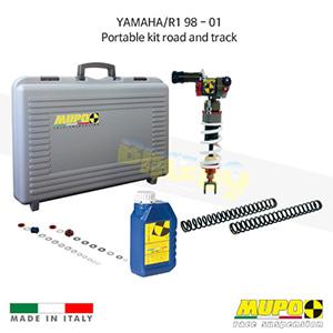 무포 레이싱 쇼바 YAMAHA 야마하 R1 (98-01) Portable kit road and track 올린즈