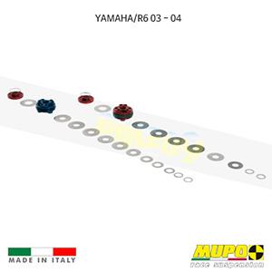 무포 레이싱 쇼바 YAMAHA 야마하 R6 (03-04) Front Fork Hydraulic Kit (4 pistons) 올린즈