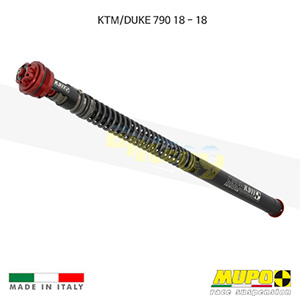 무포 레이싱 쇼바 KTM DUKE 듀크790 (18-18) Cartridge K 911 Ø 25 mm pistons 올린즈
