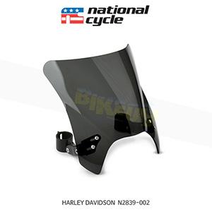 네셔널싸이클 할리데이비슨 HARLEY DAVIDSON 브이로드 모호크 윈드쉴드 44-24mm 포크용 N2839-002