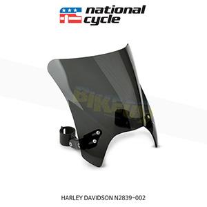 네셔널싸이클 할리데이비슨 HARLEY DAVIDSON 소프테일 모호크 윈드쉴드 44-51mm 포크용 N2839-002