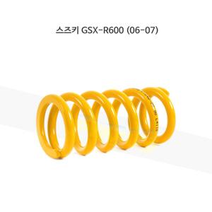 올린즈 쇼바 스프링 TTX SHOCK ABSORBER/ 스즈키 GSX-R600 (06-07) WRS044808