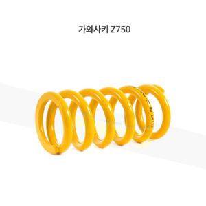 올린즈 쇼바 스프링 TTX SHOCK ABSORBER/ 가와사키 Z750 WRS044802