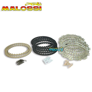 MALOSSI 시리즈 클러치 플레이트 FOR 오리지널 클러치 - 야마하 티맥스 530 SX (17-19) 오토바이 부품 튜닝 파츠 5215608