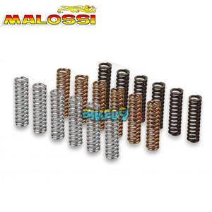 MALOSSI 레이싱 스프링 세트 FOR 오리지널 클러치 - 야마하 티맥스 530 SX (17-19) 오토바이 부품 튜닝 파츠 2915602