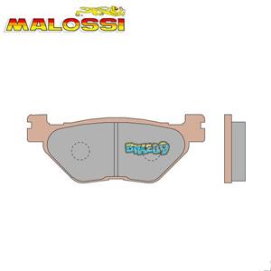 MALOSSI MHR SYNT SINTERED 리어 브레이크 패드 - 야마하 티맥스 530 SX (17-19) 오토바이 부품 튜닝 파츠 6215030BS