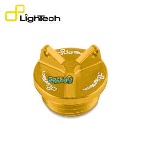 LIGHTECH 핸들바 엔드 캡 BALANCERS 컬러 오렌지 (페어) - 야마하 티맥스 530 SX (17-19) 오토바이 부품 튜닝 파츠 KTM210ARA