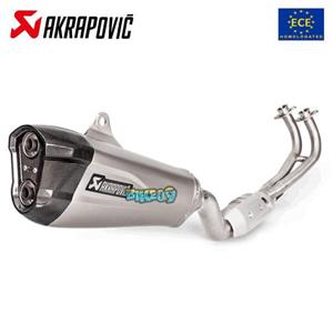 LIGHTECH 라이선스 플레이트 홀더 A3 - 야마하 티맥스 530 SX (17-19) 오토바이 부품 튜닝 파츠 TARYA124A3
