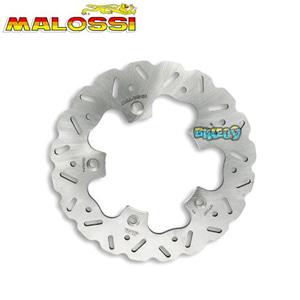 MALOSSI WHOOP 리어 브레이크 디스크 282MM - 야마하 티맥스 530 SX (17-19) 오토바이 부품 튜닝 파츠 6215594