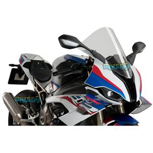 프론탈 스포일러 GP FOR BMW 모토라드 S1000RR (19-21) - 푸익 오토바이 다운포스 스포일러 윙렛 날개 20522N