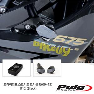트라이엄프 스트리트 트리플 R(09-12) R12 퓨익 프레임 슬라이더 엔진가드 (Black)