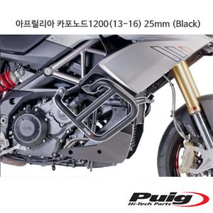 아프릴리아 카포노드1200(13-16) 25mm 푸익 엔진가드 (Black)
