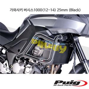 가와사키 버시스1000(12-14) 25mm 퓨익 엔진가드 (Black)