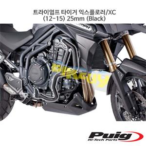 트라이엄프 타이거 익스플로러/XC(12-15) 25mm 푸익 엔진가드 (Black)