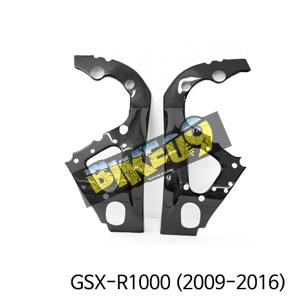 스즈키 GSX-R1000(2009-2016) 카본 차대 프레임커버 카본 카울