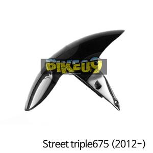 트라이엄프 Street triple675(2012-) 프론트휀더 스트리트트리플,데이토나675 (2006-) 카본 카울