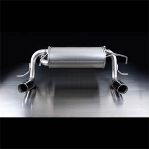 레무스 도요타 MR-2 Typ(e) ZZW30 sport exhaust with left/right each 1 tail pipe Ø 90 mm 아크라포빅 가변배기 머플러