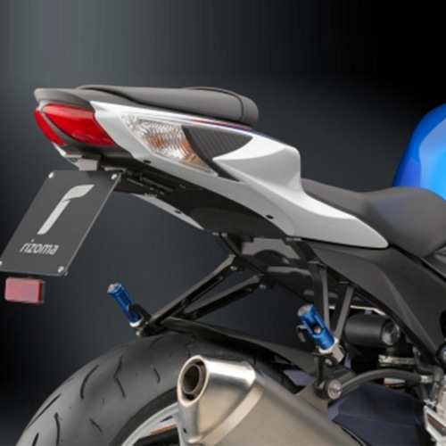 "리조마 SUZUKI GSX R600 (2011) ""FOX"" License plate support"