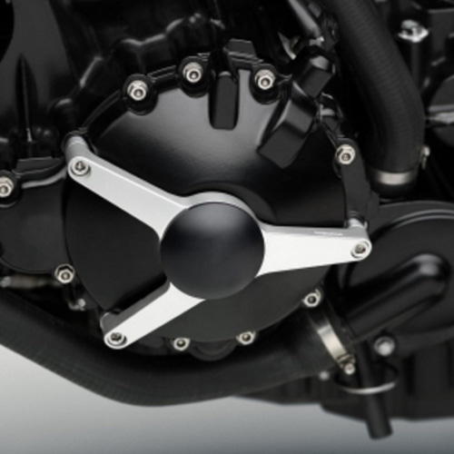 "리조마 TRIUMPH Speed Triple 1050 (2011 - 2013) Engine / Fairing Guards ""SHAPE"""