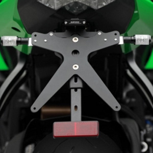 "리조마 KAWASAKI Ninja636 ZX-6R (2013) ""FOX"" License plate support"