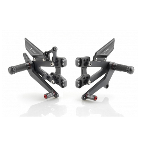 "리조마 KAWASAKI Ninja636 ZX-6R (2013) Rear sets control Kit ""RRC"""