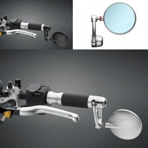 리조마 TRIUMPH Street Triple (2007 - 2012) SPY-ARM (biposition) - 지름 80mm