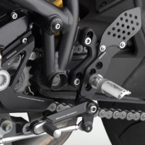 "리조마 DUCATI Streetfighter 848 (2012 - 2015) Rear sets control Kit ""REV"""