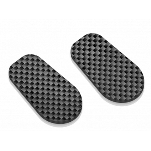 리조마 BMW F800GS Adventure (2013 - 2015) Front OEM Marker Light Hole Caps