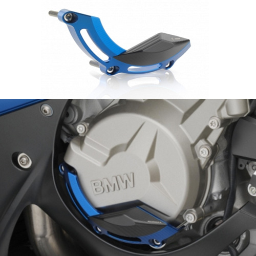 "리조마 BMW S1000RR (2009-2011) Engine guard ""SHAPE"" (Left)"