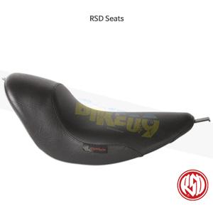 RSD 스무스 트래커 솔로 시트 for 할리 소프트테일 (00-17) With RSD 트래커 리어 펜더- 할리 데이비슨 튜닝 부품 76899