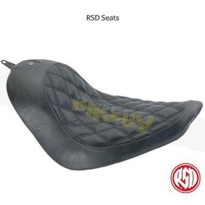 RSD 보스 솔로 시트 for 할리 소프트테일 with 200mm 타이어 (06-17)- 할리 데이비슨 튜닝 부품 76906