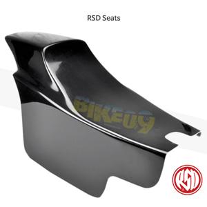 RSD 새들맨 빈티지 (싱글 넘버 플레이트) 테일 섹션- 할리 데이비슨 튜닝 부품 Z4209