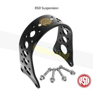 RSD 트래커 포크 브레이스 for 할리 Narrow 글라이드- 할리 데이비슨 튜닝 부품 0208-2034-BP