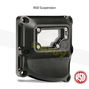 RSD Clarity 트랜스미션 탑 커버 for 할리 밀워키 8- 할리 데이비슨 튜닝 부품 0203-2019-SMB