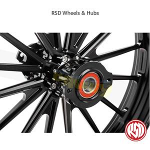RSD 트랙션 훌리건/스트리트 리어 휠 허브 키트- 할리 데이비슨 튜닝 부품 01-80006-01-B