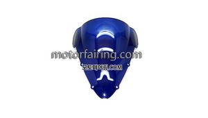 스크린/레이싱/이리듐/클리어/스모그/HONDA CBR600 F4i 01-08 Blue 20