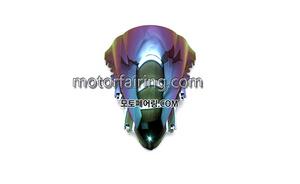 스크린/레이싱/이리듐/클리어/스모그/YZF1000 R1 07-08 Iridium Smoke 20