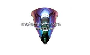 스크린/레이싱/이리듐/클리어/스모그/YZF600 R6 03-05 R6S 06-09 Iridium Smoke 20