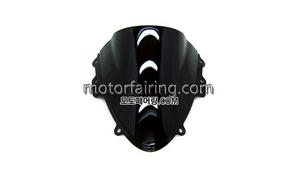스크린/레이싱/이리듐/클리어/스모그/Suzuki GSX-R600/750 04-05 Black 15